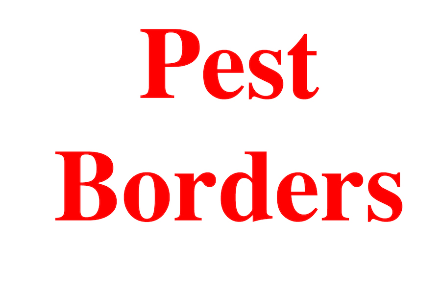 Pest Borders